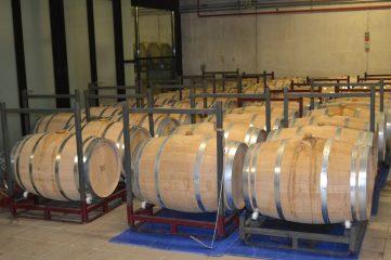 Fermentación del vino blanco