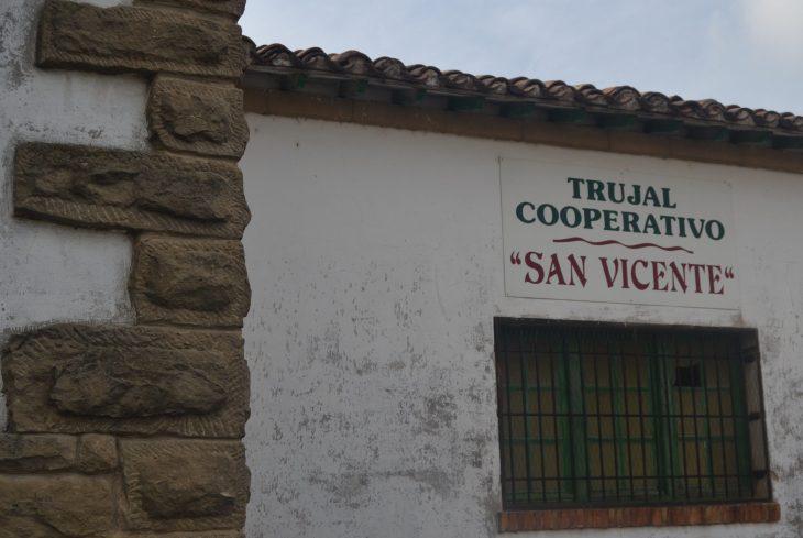 Trujal Cooperativo San Vicente de Oyón