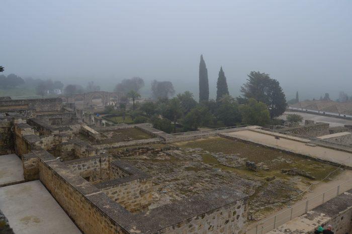 Vista este de Medina Azahara