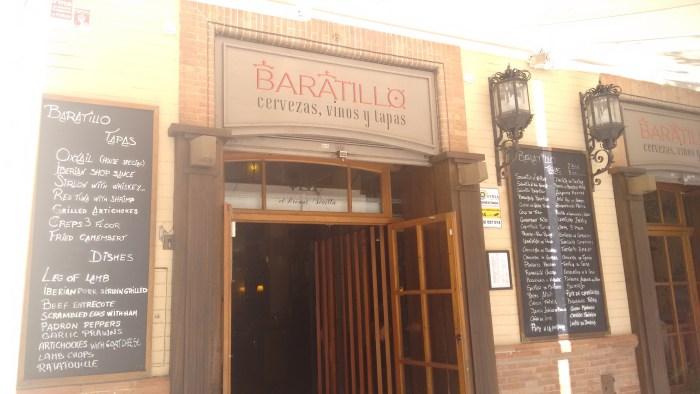 Bar El Baratillo
