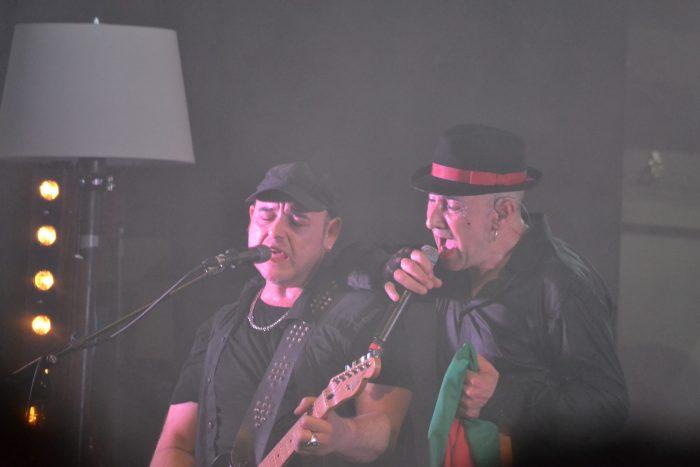 Francis y Aitor Agiriano