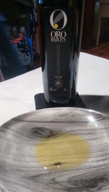 Aceite de oliva virgen extra Oro Bailen