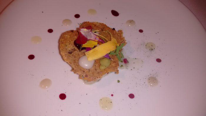 Tartar-ceviche marino