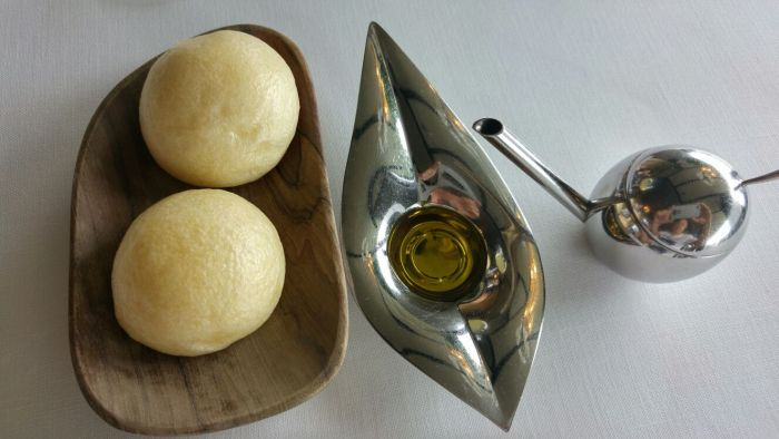 Pan de leche y aceite de oliva virgen extra