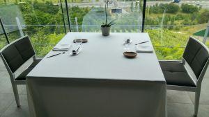 Comedor del Restaurante Azurmendi