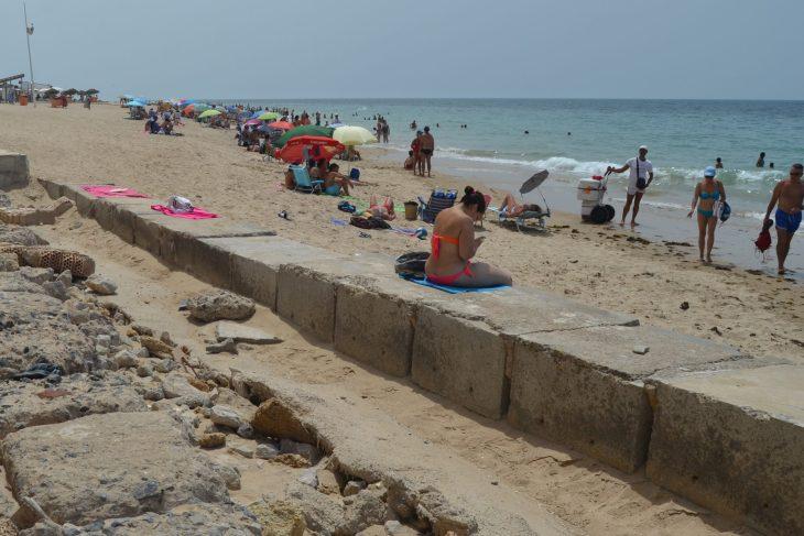 Playa de la Victoria de Cádiz