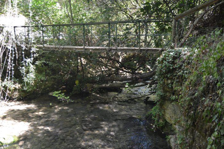 Puente sobre el Río Majaceite
