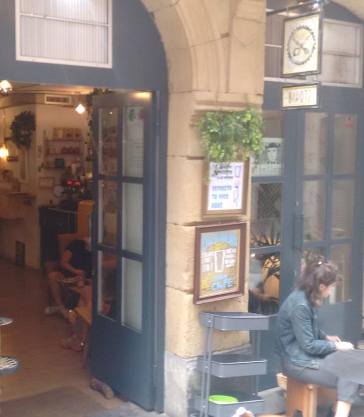 Bihotz Café de Bilbao