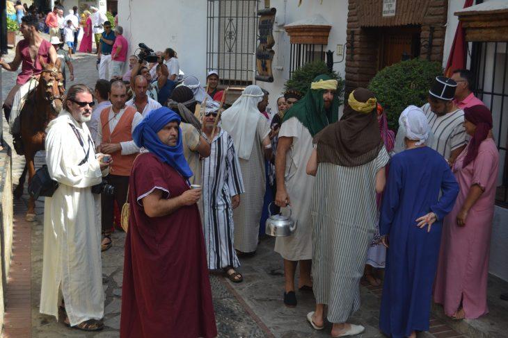 Fiesta de Moros y Cristianos de Benalauría
