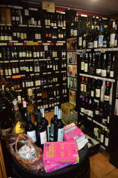 Vinoteca Mayor 22 de El Barco de Ávila
