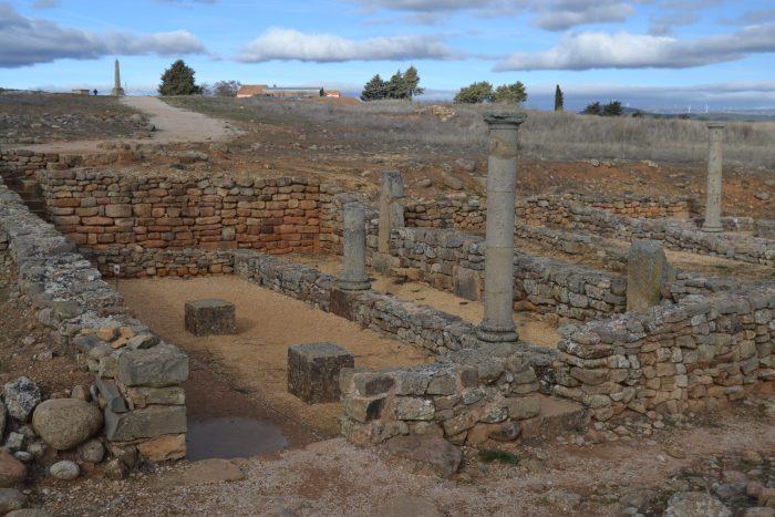 Casas de estilo romano