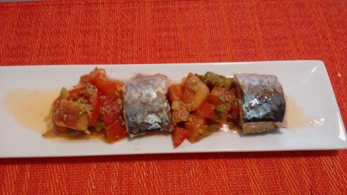 Tapa de Cabaña con Piriñaca
