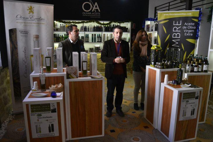 Presentación y Cata de los aceites Oleum Excelsus y Noviembre