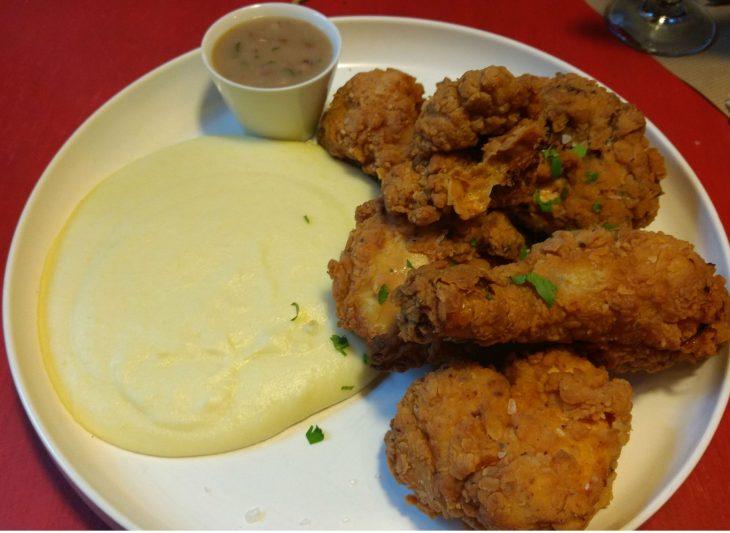 Fried chicken o Pollo frito