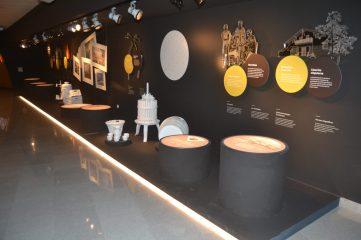 Exposición sobre el txakoli