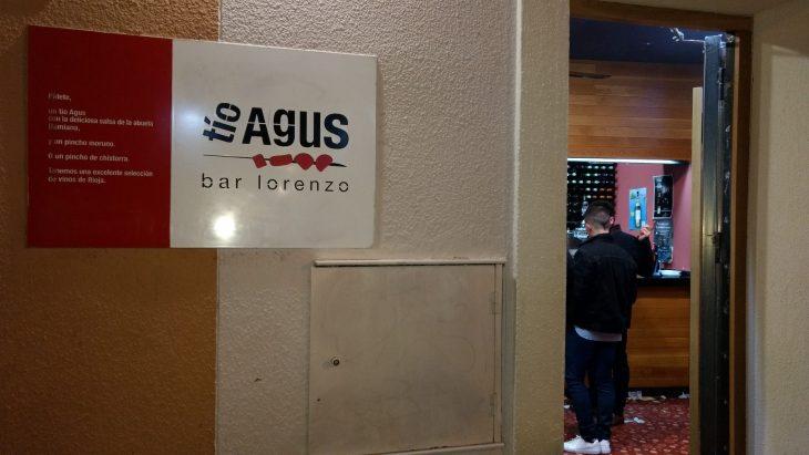 Bar Lorenzo Tío Agus