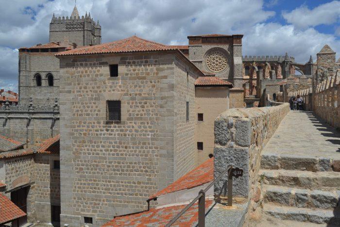 Visita a la Muralla de Ávila