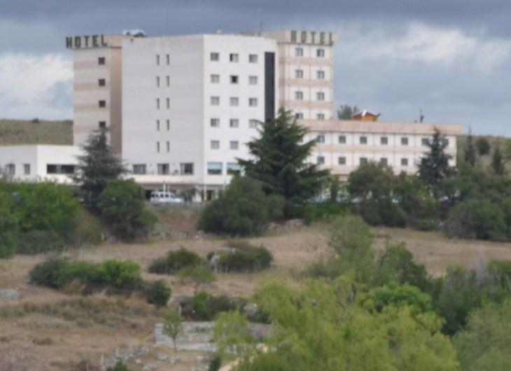 Hotel Cuatro Postes de Ávila