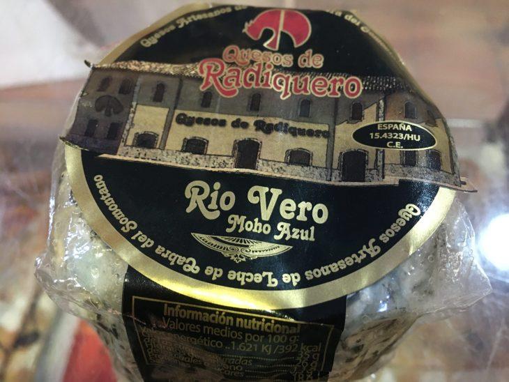 """queso de Radiquero """"Río Vero"""""""