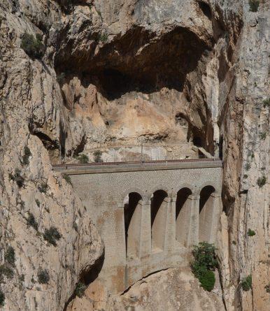 Viaducto y Hornacinas de San Cristóbal
