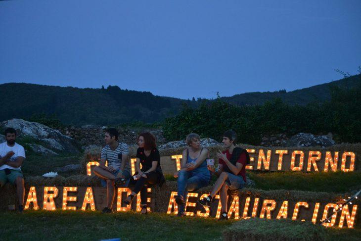Zona de Restauración de Mundaka Festival