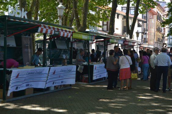 Feria de productos de Urdaibai