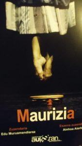 Maurizia de Aukeran Dantza Konpainia