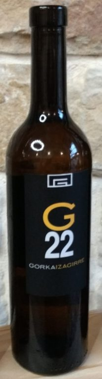 Txakoli G 22