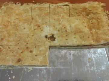 Empanada casera de Soles de Gredos