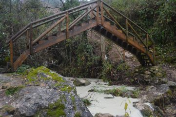 3º Puente de la Senda Río Cerezuelo