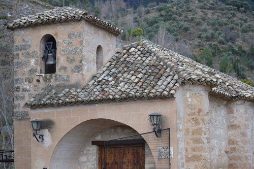 Ermita del Ángel de Cazorla