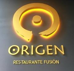 Restaurante Origen de Bilbao