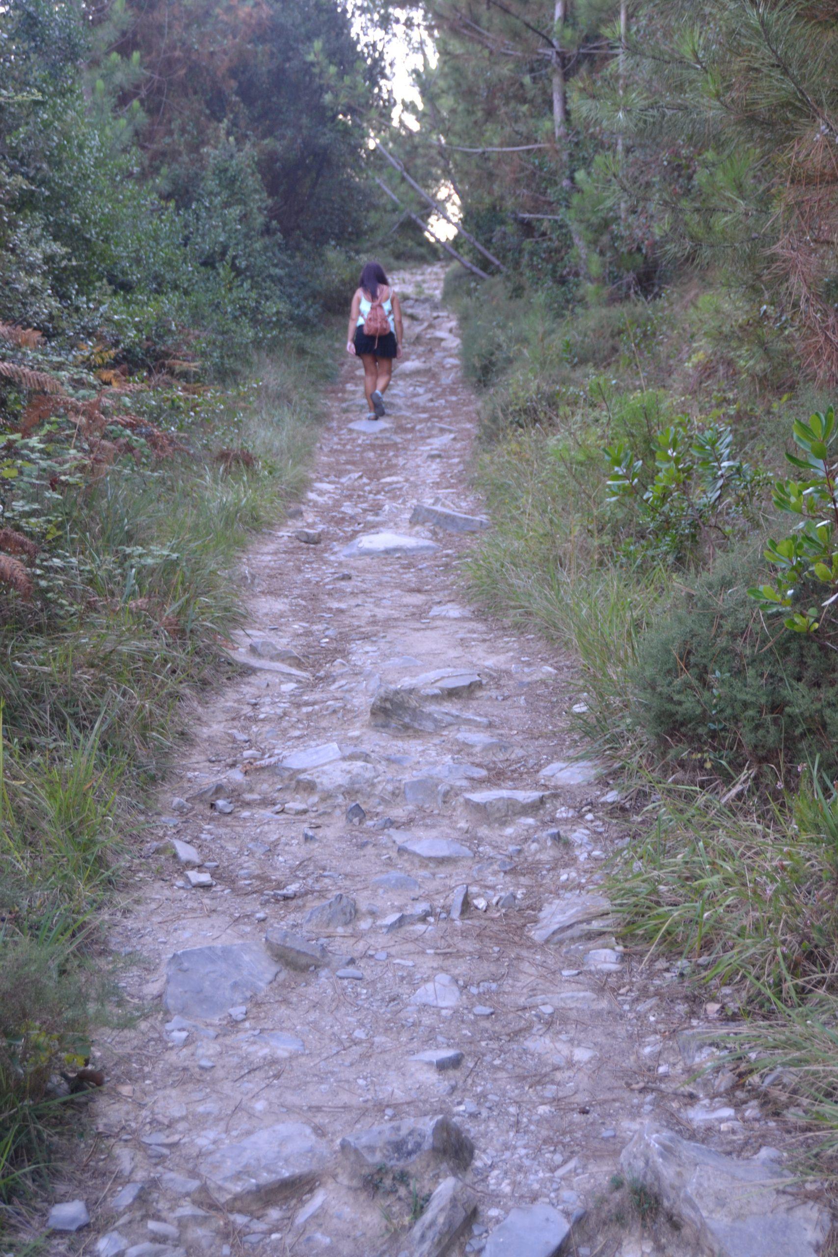 Camino de Astondo Punta