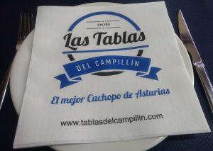 Restaurante Las Tablas del Campillín de Oviedo