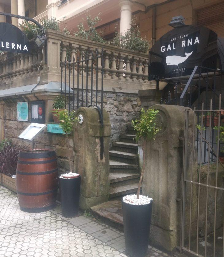 Galerna Jan-Edan de Donostia