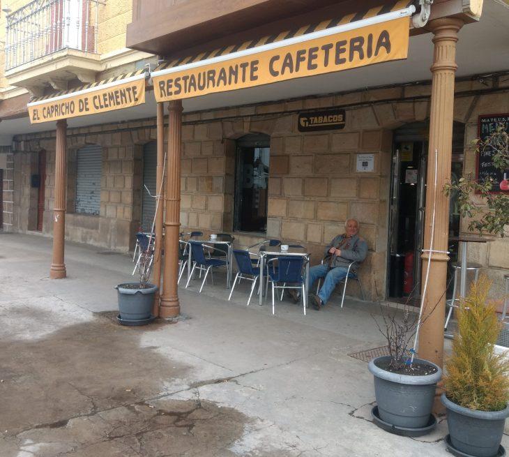 Restaurante El Capricho de Clemente de Soncillo