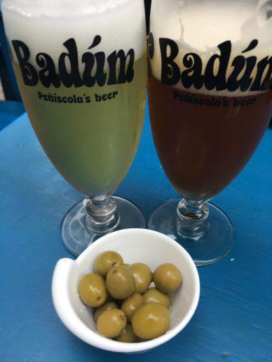 Cervezas Badúm de Peñiscola