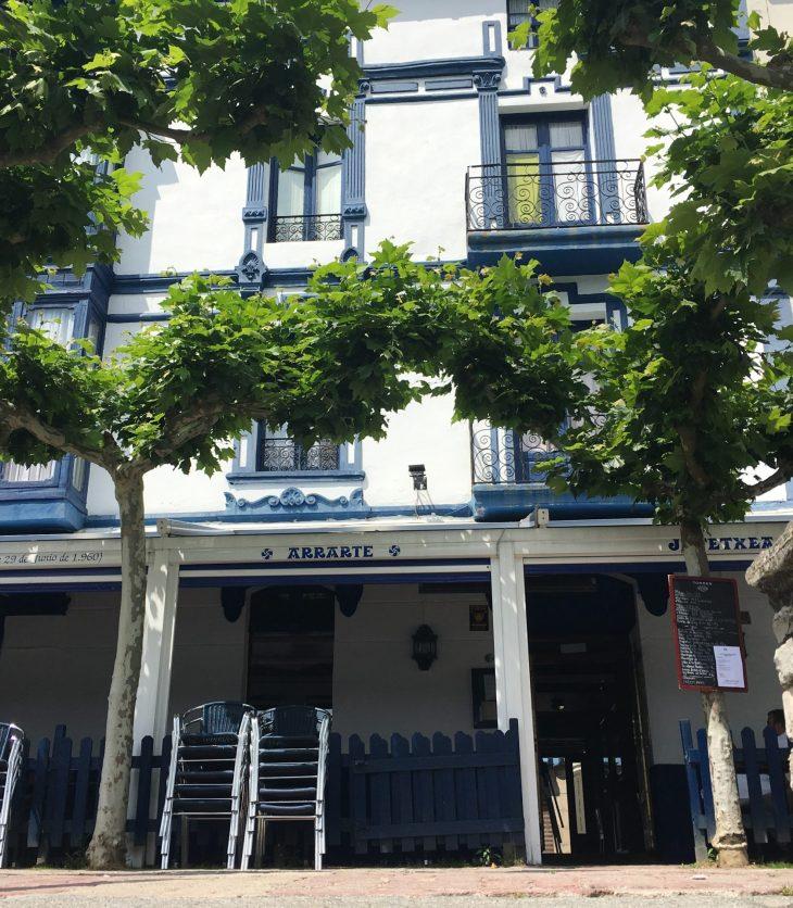 Restaurante Arrarte de Plentzia