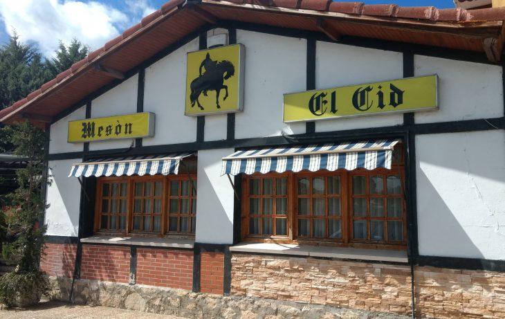 Mesón El Cid de Villarcayo