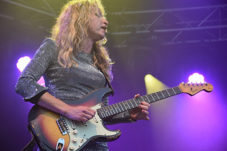 Ana Popovic en el BBK MUsic Legends Fest 2018
