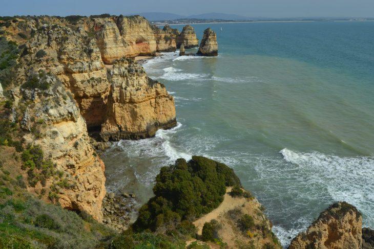 Miradores en la Costa del Algarve