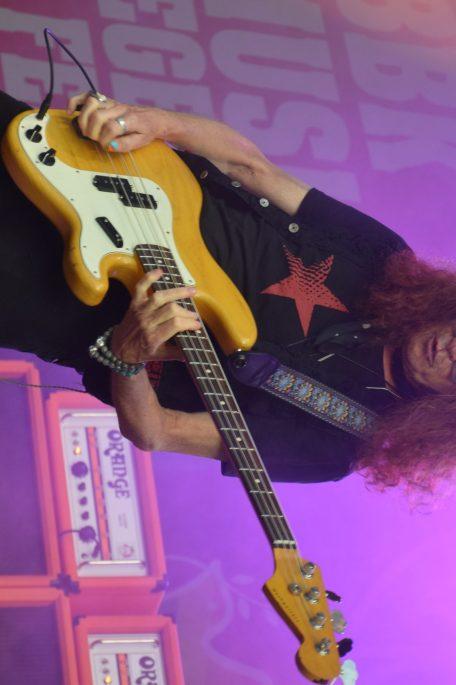 Glenn Hughes en el BBK Music Legends Fest 2018