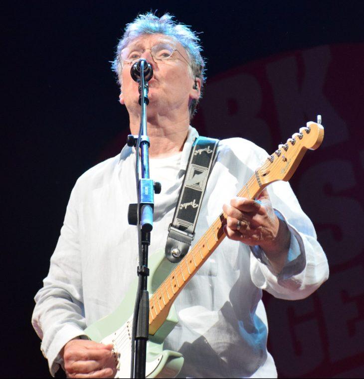 Steve Winwood en el BBK Music Fest 2018