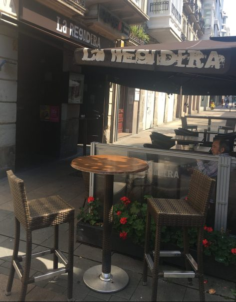 Restaurante La Regadera de Vitoria-Gasteiz