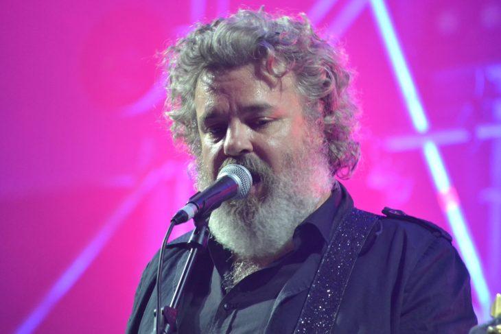 Ricky Falkner de Egon Soda en Ebrovisión