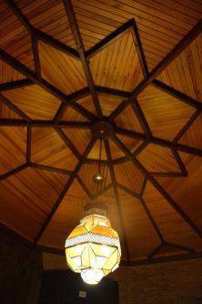 Dibujo del techo