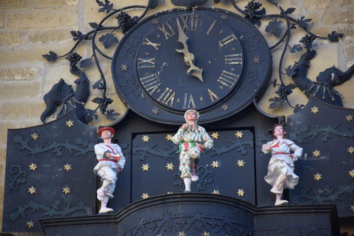 Reloj de Laguardia