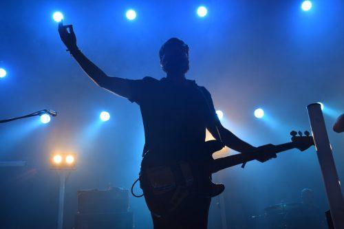 Viva Suecia en el Getxo Sound Fest 2018