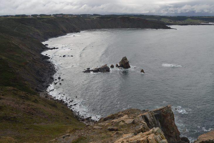 Ruta del Faro de Peñas hasta Verdicio