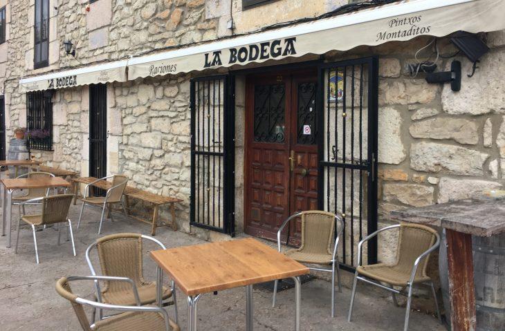 Bar La Bodega de Valdenoceda